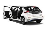 Car images of 2020 Nissan Leaf SV 5 Door Hatchback Doors