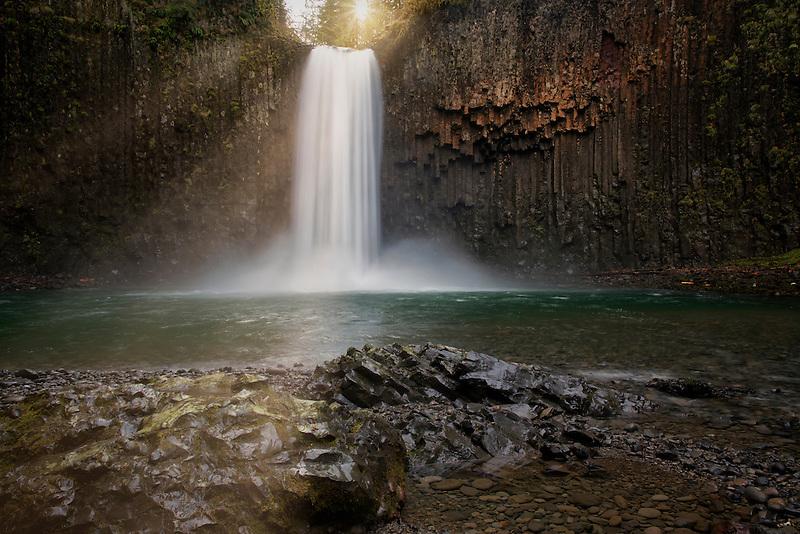 Abiqua Falls. Oregon