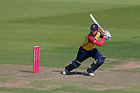 Simon Harmer in batting action for Essex during Hampshire Hawks vs Essex Eagles, Vitality Blast T20 Cricket at The Ageas Bowl on 16th July 2021