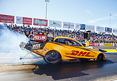 NHRA Mello Yello Drag Racing Series<br /> AAA Insurance NHRA Midwest Nationals<br /> Gateway Motorsports Park, Madison, IL USA<br /> Saturday 30 September 2017 J.R. Todd, DHL, funny car, Toyota, Camry<br /> <br /> World Copyright: Mark Rebilas<br /> Rebilas Photo
