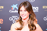 Marta Etura attends the red carpet previous to Goya Awards 2021 Gala in Malaga . March 06, 2021. (Alterphotos/Francis González)