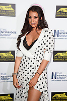 Jessica Wright<br /> at the Paul Strank Charitable Trust Annual Gala 2018, London<br /> <br /> ©Ash Knotek  D3435  22/09/2018
