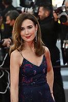 CANNES, FRANCE. July 7, 2021: Elsa Zylberstein at the Everything Went Fine Premiere at the 74th Festival de Cannes.<br /> Picture: Paul Smith / Featureflash