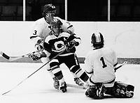 Yvan Joly Ottawa 67's 1979. Photo Scott Grant