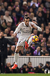 Gareth Bale of Real Madrid in action during their La Liga match between Atletico de Madrid and Real Madrid at the Vicente Calderón Stadium on 19 November 2016 in Madrid, Spain. Photo by Diego Gonzalez Souto / Power Sport Images
