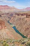 Arizona, Grand Canyon, Grand Canyon National Park, Hermit Rapids, Colorado River, Tonto Platform, Tonto Trail, Hermit - Bright Angel Loop Trail, Southwest, U.S.A.,