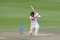 Tom Westley hits 4 runs for Essex during Surrey CCC vs Essex CCC, LV Insurance County Championship Division 2 Cricket at the Kia Oval on 12th September 2021