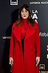 Eva Ugarte attends to 'Como la Vida Misma' film premiere during the 'Madrid Premiere Week' at Callao City Lights cinema in Madrid, Spain. November 12, 2018. (ALTERPHOTOS/A. Perez Meca)