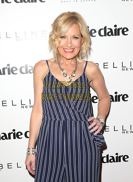 WEST HOLLYWOOD, CA - April 21: Nancy Berger, At Marie Claire's Fresh Faces At Doheny Room In California on April 21, 2017. <br /> CAP/MPI/FS<br /> ©FS/MPI/Capital Pictures