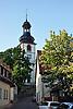 Evangelische Pfarrkirche (ehem. Martinskirche) von Jugenheim