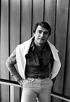 Michel Louvain, le <br /> 3 septembre 1978<br /> <br /> Photographe : Jacques Thibault<br /> <br /> <br /> - Agence Quebec Presse