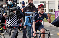 Tom Pidcock (GBR/Ineos Grenadiers) just won the 61st Brabantse Pijl 2021 (1.Pro)<br /> 1 day race from Leuven to Overijse (BEL/202km)<br /> <br /> ©kramon