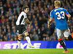 Rangers v St Johnstone...22.09.15  Scottish League Cup Round 3, Ibrox Stadium<br /> Simon Lappin makes it 2-0<br /> Picture by Graeme Hart.<br /> Copyright Perthshire Picture Agency<br /> Tel: 01738 623350  Mobile: 07990 594431