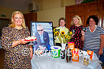 Helen Mannix-O'Leary who organised a coffee morning in memory of her late husband Derry in Kilcummin on Friday l-r: Helen Mannix-O'Leary, Chris Mannix, Norita Cullinane and Siobhan O'Leary-Collins