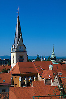 Slowenien. Lubljana, Jakobkirche