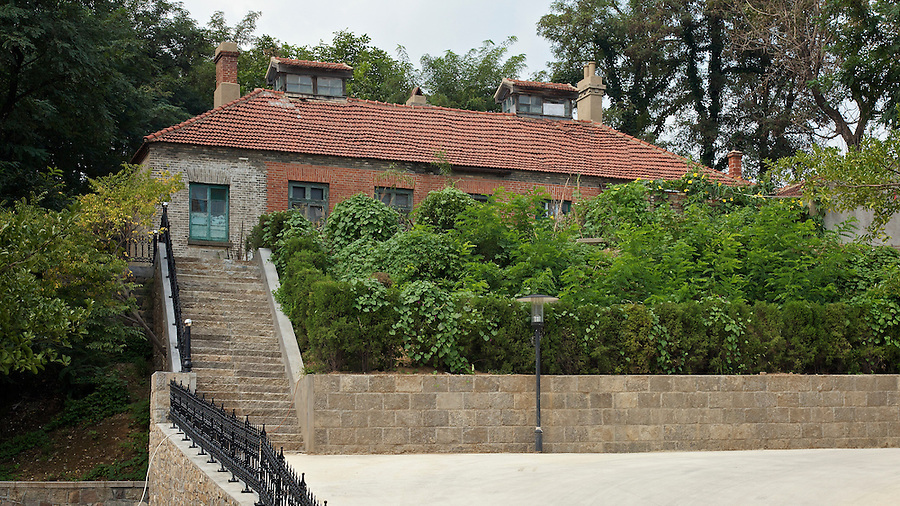 Constable's Quarters And Cells, Yantai (Chefoo) Consulate.