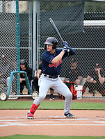 Austen Wade - Cleveland Indians 2020 spring training (Bill Mitchell)