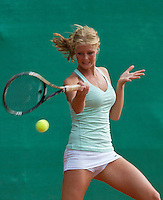 12-08-13, Netherlands, Raalte,  TV Ramele, Tennis, NRTK 2013, National RankingTennis Championships 2013, Aniek van Rossum  <br /> <br /> Photo: Henk Koster