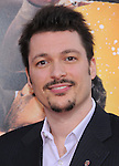 James Vanderbilt at the Warner Bros. Pictures L.A. Premiere of The Losers held at The Grauman's Chinese Theatre in Hollywood, California on April 20,2010                                                                   Copyright 2010  DVS / RockinExposures