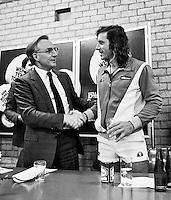 1982, ABN WTT, Vilas en van Distel