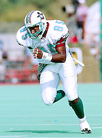 Kitrick Taylor San Antonio Texans 1995. Photo F. Scott Grant