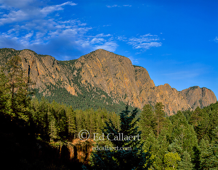 Brazos Cliffs, Carson National Forest, Chama, New Mexico