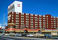 Las Vegas: Barbary Coast--opposite Caesar's Palace. Photo '79.