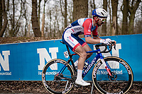 Anthony Turgis (FRA/Total Direct Energie)<br /> <br /> 83rd Gent-Wevelgem - in Flanders Fields (ME - 1.UWT)<br /> 1 day race from Ieper to Wevelgem (BEL): 254km<br /> <br /> ©kramon