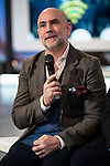 "Fernando Jerez during the presentation of the new TV program to Movistar+,  "" Likes "" at 7 y accion studios in Madrid. January 27, 2016.<br /> (ALTERPHOTOS/BorjaB.Hojas)"