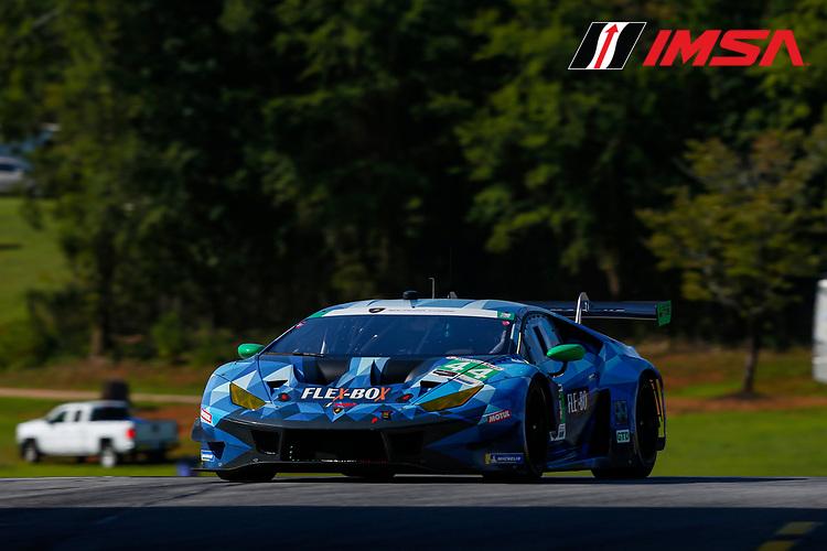 #44 GRT Magnus Lamborghini Huracan GT3, GTD: John Potter, Andy Lally, Spencer Pumpelly