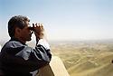 Irak 2002.La ligne de front, région de Bistana.Iraq 2002.The front ligne near Bistana