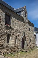 France, Bretagne, (29), Finistère,  Pont-Croix:   Le Marquisat, aujourd'hui Musée du Patrimoine.