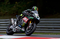 Michael Laverty (7) of McAdams Yamaha during 2nd practice in the MCE BRITISH SUPERBIKE Championships 2017 at Brands Hatch, Longfield, England on 13 October 2017. Photo by Alan  Stanford / PRiME Media Images.