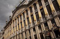 Maison des Ducs de Brabant, Grand Palace, Brussels, Belgium