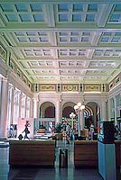 Vancouver: CPR Station, Interior. 1912-14. Barott, Blackeder, & Webster. Photo '86.