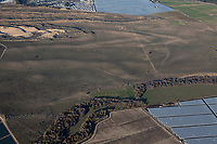 aerial photograph of Arroyo Grande, San Luis Obispo County, California