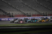 #51: Kyle Busch, Kyle Busch Motorsports, Toyota Tundra Cessna and #13: Johnny Sauter, ThorSport Racing, Ford F-150