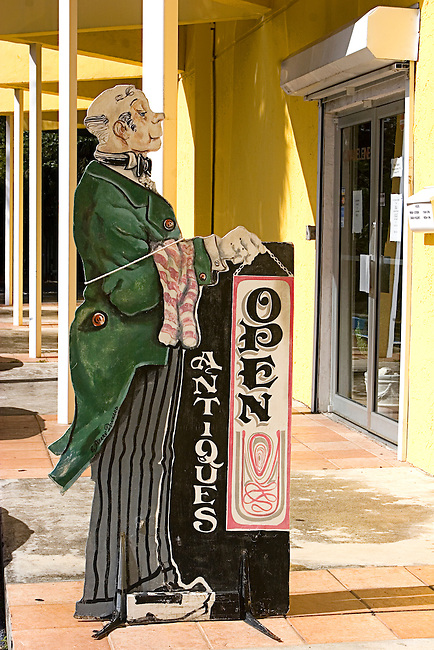 Madeleines Antiques,  North Beach, Miami, Florida