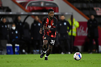 Ajani Burchall of AFC Bournemouth makes his first team debut at the age of sixteen(16)  during AFC Bournemouth vs Huddersfield Town, Sky Bet EFL Championship Football at the Vitality Stadium on 12th December 2020
