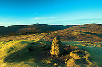 Hill of Stake from Windy Hill, Muirshiel Country Park, Renfrewshire