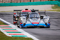8th July 2021, Monza, Italy;   37 Coigny Alexandre che, Lapierre Nicolas fra, Borga Antonin che, Cool Racing, Oreca 07 - Gibson during the 2021 4 Hours of Monza practise before the  4th round of the 2021 European Le Mans Series