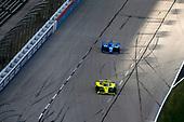 #22: Simon Pagenaud, Team Penske Chevrolet, #10: Alex Palou, Chip Ganassi Racing Honda