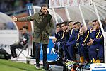 FC Barcelona's coach Luis Enrique Martinez during La Liga match. April 9,2016. (ALTERPHOTOS/Acero)