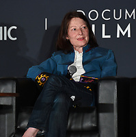 """PASADENA, CA - SEPT 9: Director Janet Tobias attends a drive-in screening of National Geographic Documentary Films """"Fauci"""" at the Rose Bowl on September 9, 2021 in Pasadena, California. (Photo by Frank Micelotta/National Geographic/PictureGroup)"""