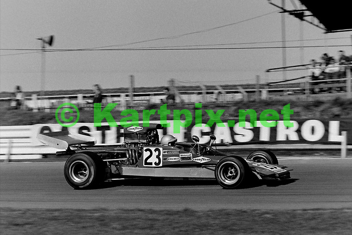 Frank Gardner Rothmans World Championship Victory Race