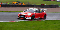 23rd August 2020; Oulton Park Circuit, Little Budworth, Cheshire, England; Kwik Fit British Touring Car Championship, Oulton Park, Race Day;  Rory Butcher Motorbase Performance driving a Ford Focus ST finished second in race 1