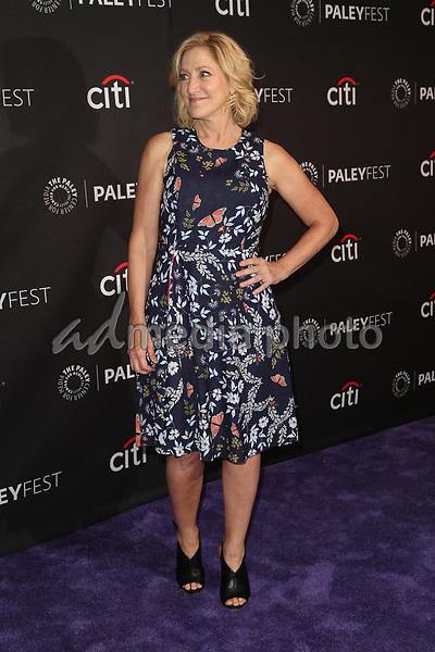11 September 2017 - Los Angeles, California - Edie Falco. The Paley Center For Media 11th Annual PaleyFest Fall TV Previews Los Angeles - NBC. Photo Credit: F. Sadou/AdMedia