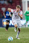 Bayern Munich Forward Thomas Muller in action during the International Champions Cup match between FC Bayern and FC Internazionale at National Stadium on July 27, 2017 in Singapore. Photo by Marcio Rodrigo Machado / Power Sport Images