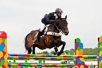 AUS-Sam Griffiths (HAPPY TIMES) 2012 GBR-Equi-Trek Bramham International Horse Trial - Sunday CCI***-FINAL: 7TH