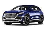 Audi Q4 e-tron EV S Line SUV 2022